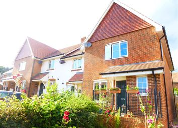 Thumbnail 3 bedroom property to rent in Goldring Avenue, Hellingly, Hailsham