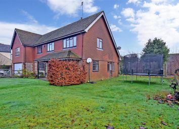 Thumbnail 4 bed detached house for sale in London Road, Coldwaltham, West Sussex