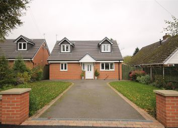 Thumbnail 3 bed detached bungalow for sale in Harewood Crescent, Old Tupton, Chesterfield