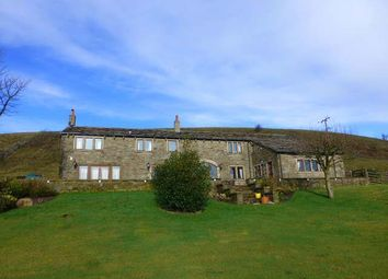Thumbnail 4 bedroom detached house for sale in Oakenhead Wood Old Rd, Rawtenstall, Rossendale
