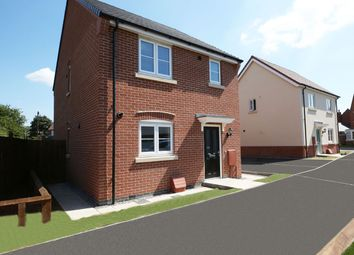 Thumbnail 3 bed detached house for sale in Off Thorney Road, Newborough