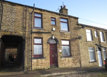 Thumbnail 2 bedroom terraced house for sale in Jesse Street, Thornton Road, Bradford