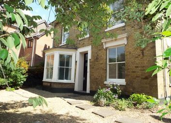 Thumbnail 2 bed maisonette for sale in Park Road, Southampton