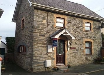Thumbnail 2 bed semi-detached house to rent in Tenby Road, Cardigan