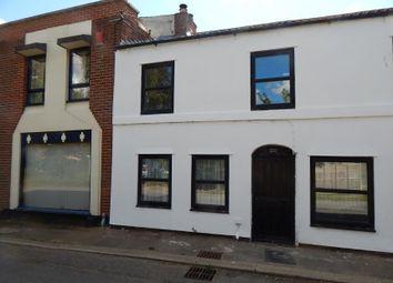 Thumbnail 2 bedroom terraced house for sale in Riverside Cottage, High Street, Nordelph, Downham Market, Norfolk