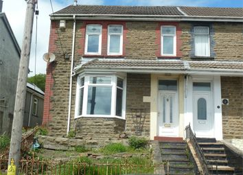 Thumbnail 4 bed semi-detached house for sale in Bryn Terrace, Caerau, Maesteg, Mid Glamorgan