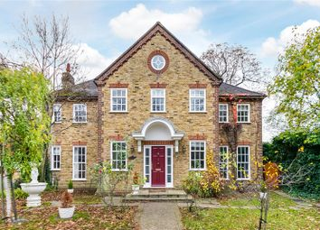 Thumbnail 5 bed detached house to rent in Hambledon Place, London