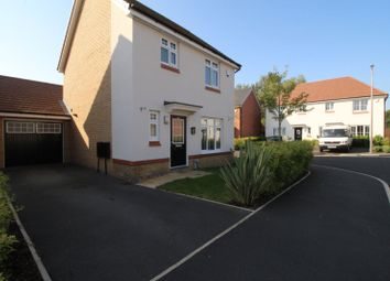 Thumbnail 3 bed detached house for sale in Brigadier Road, Stockport, Greater Manchester