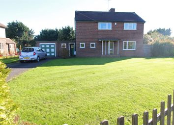 Thumbnail 3 bed detached house for sale in Harlescott Crescent, Shrewsbury