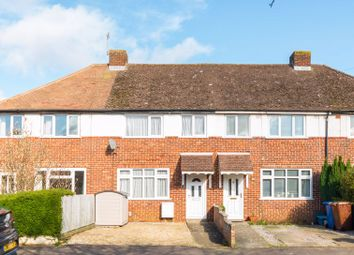 Thumbnail 3 bed terraced house for sale in Buckingham Crescent, Bicester