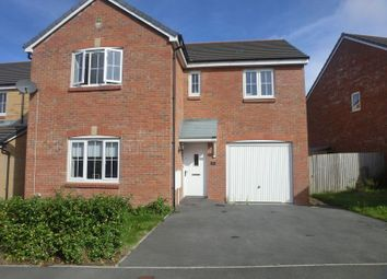 Thumbnail 4 bed property to rent in Ffordd Maes Gwilym, Kidwelly