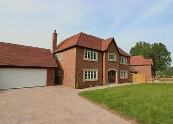 Thumbnail 5 bed detached house for sale in Stanford Park, Stanford Bridge, Worcester