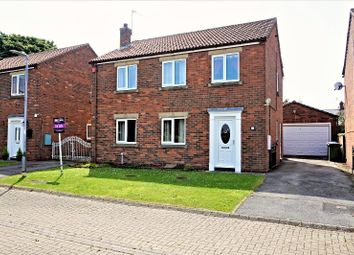Thumbnail 4 bed detached house for sale in Northside, Patrington, Hull