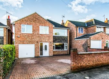 Thumbnail 4 bedroom detached house for sale in St Martins Way, Ancaster, Grantham