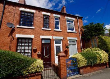 Thumbnail 2 bedroom terraced house for sale in Merlin Street, Johnstown, Wrexham