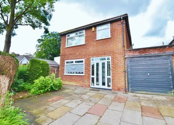 Thumbnail 3 bedroom detached house for sale in Half Edge Lane, Eccles, Manchester
