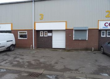 Thumbnail Industrial to let in Unit, Unit 3, Dewsbury Road, Fenton Industrial Estate, Stoke-On-Trent