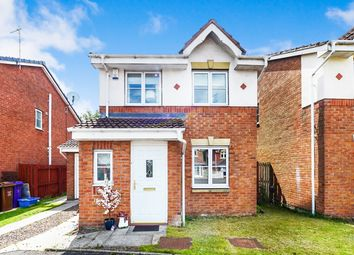 Thumbnail 3 bed detached house for sale in Brodie Gardens, Baillieston, Glasgow