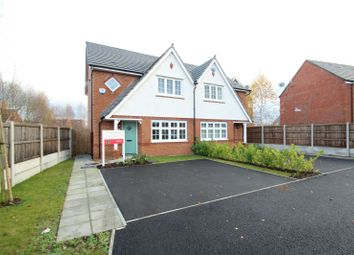 Thumbnail 3 bed semi-detached house for sale in Heathermount, Broadheath, Altrincham