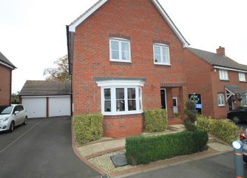 Thumbnail 4 bed detached house for sale in Oaklands Avenue, Earl Shilton, Leicester