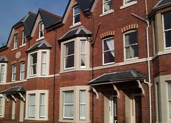 Thumbnail 1 bed flat to rent in Gruneisen Street, Whitecross, Hereford