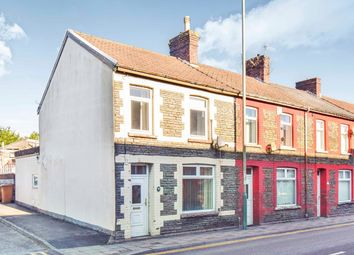 Thumbnail 3 bed end terrace house for sale in Nantgarw Road, Caerphilly