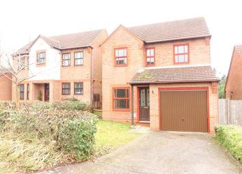 Thumbnail 3 bed detached house to rent in Pyke Hayes, Two Mile Ash, Milton Keynes
