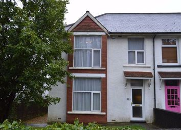 Thumbnail 4 bed semi-detached house for sale in Penlan Crescent, Uplands, Swansea