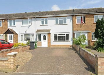 Thumbnail 3 bed terraced house for sale in Ruskin Avenue, Wellingborough