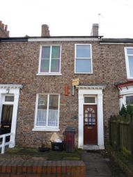 Thumbnail 4 bed terraced house to rent in Heslington Road, York