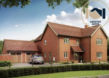 Thumbnail 4 bedroom detached house for sale in The Medbourne, Welham Lane, Great Bowden