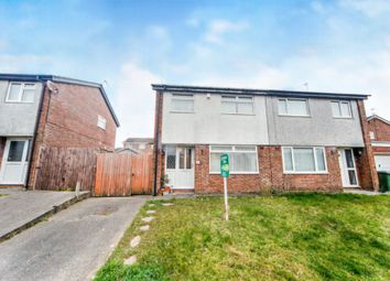 3 bed semi-detached house for sale in Cae'r Fferm, Caerphilly CF83