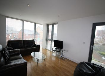 Thumbnail 3 bed flat to rent in Jugglers Yard, Marlborough Street, Liverpool