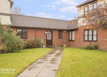 Thumbnail 1 bed terraced bungalow for sale in Chestnut Walk, Markfield, Leicestershire