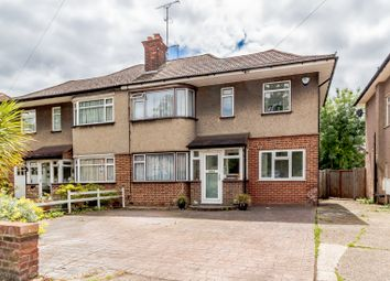 Thumbnail 4 bed semi-detached house for sale in High Worple, Harrow