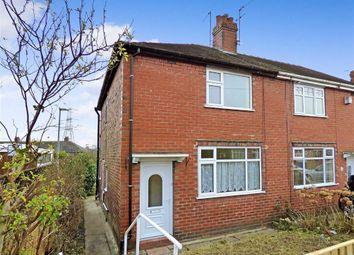 Thumbnail 3 bedroom end terrace house for sale in Ridge Road, Sandyford, Stoke-On-Trent