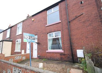 Thumbnail 3 bed terraced house to rent in Frank Road, Doncaster
