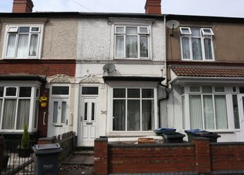 Thumbnail 3 bedroom terraced house to rent in Waterloo Road, Smethwick