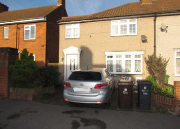 Thumbnail 3 bed end terrace house to rent in Alibon Road, Dagenham