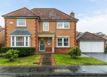 Thumbnail 4 bed detached house for sale in East Craigs Rigg, East Craigs, Edinburgh