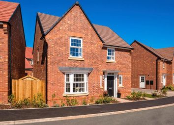 Thumbnail 4 bed detached house for sale in Birmingham Road, Bromsgrove