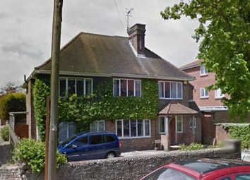 Thumbnail 5 bed detached house to rent in Manor Road, Worthing, West Sussex