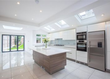 Thumbnail 5 bed semi-detached house for sale in Mountfield Road, Finchley, London