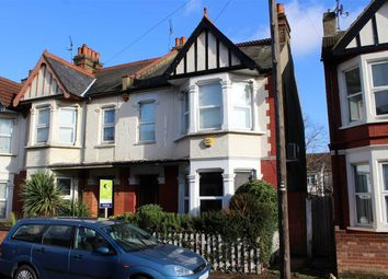 Thumbnail 3 bed end terrace house for sale in Westbourne Grove, Westcliff-On-Sea