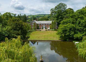 Bradninch, Exeter, Devon EX5. 7 bed detached house for sale