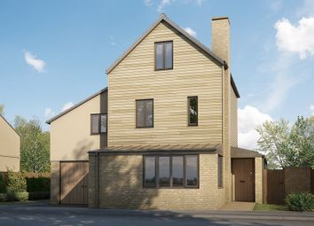Thumbnail 4 bed detached house for sale in Sennitt Way, Stretham, Ely
