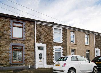 Thumbnail 2 bed terraced house for sale in Courtney Street, Manselton, Swansea