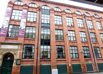 Thumbnail 2 bedroom flat for sale in Yeoman Street, Leicester