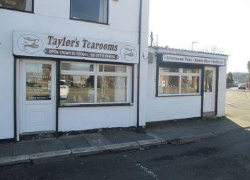 Thumbnail Restaurant/cafe for sale in Taylor's Tearooms, 1 Leybourne Hold, Birtley