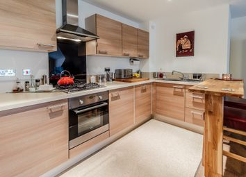Thumbnail 2 bed flat for sale in Stephens Court, Station Road, Harpenden